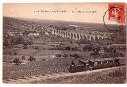 5348 - Sancerre ( 18 ) Environs -  Le Viaduc De Saint-Satur - N°24A. - - Sancerre