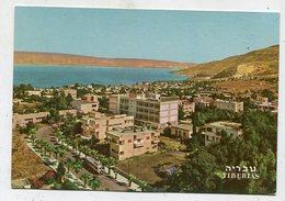 ISRAEL - AK 360438 Tiberias - Israël