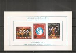 Laos ( BF 61a XXX -MNH) - Laos