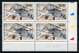 RC 13146 FRANCE PA N° 62 - 30F BIPLAN POTEZ 25 COIN DATÉ 1998 A LA FACIALE NEUF ** TB - 1960-.... Ungebraucht