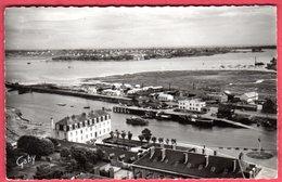 56 LORIENT - La Préfecture Maritime Et L'embarcadère Pour L'Ile De Groix - Quai De Rohan - Lorient