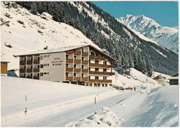 Galtür - Hotel 'Paznauner  Hof' Restaurant - Silvretta / Tirol - Galtür
