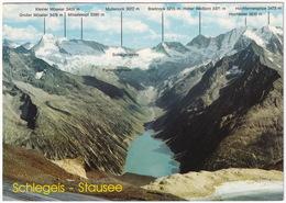 Schlegeis Stausee  -  (Tirol) - Zillertal