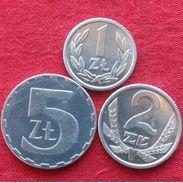 Poland 1 2 5 Zlotych 1990  Polonia Pologne UNCºº - Pologne