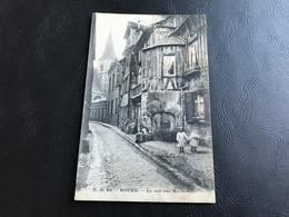 40 - ROUEN La Rue Des Matelas - Rouen