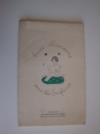 Pochette De Huit Chansons Pour Les Enfants,illustrations De A. E Marty, - Partitions Musicales Anciennes