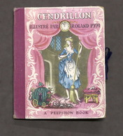 Libro Pop-up - Cendrillon Illustrè Par Roland Pym - A Peepshow Book - 1950 Ca. - Otros