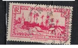 MARTINIQUE               N°     YVERT    147    OBLITERE       ( Ob  5/17 ) - Gebruikt