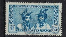 MARTINIQUE               N°     YVERT    149 B   OBLITERE       ( Ob  5/17 ) - Gebraucht