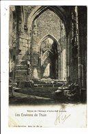 CPA-Carte Postale  -Belgique- Thuin- Ruine De L'abbaye D'Aulne  En 1902  VM5781 - Thuin