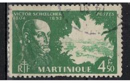 MARTINIQUE               N°     YVERT    213   OBLITERE       ( Ob  5/18 ) - Martinique (1886-1947)