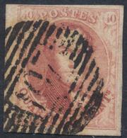 """Médaillon - N°8 Margé Obl P107 """"Manage"""" - 1851-1857 Medaillen (6/8)"""