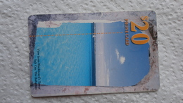 BAHAMAS  USED CARDS   LANDSCAPES - Bahama's