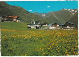 Hochsölden 2090 M, Oetztal - Tirol - Sölden