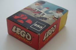 LEGO - 283 Sloping Ridge And Valley Bricks NEW OLD STOCK MINT CONDITION - Colector Item - Original Lego 1957 - Vintage - Catalogi