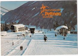 Pettneu Am Arlberg - Berghotel 'Lavenar' - Tirol - Schifahren - SKI-LIFT - Landeck