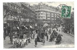 75/ PARIS.. 75009 PARIS IXe.. PARIS. Boulevard Des Italiens - Arrondissement: 09