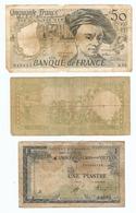 LOT De 15 BILLETS De BANQUE DIFFERENTS PAYS - 15 BANK NOTES DIFFERENT COUNTRIES - 15 NOTAS BANCARIAS DIFERENTES PAÍSES - Monnaies & Billets