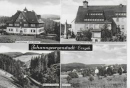 AK 0305  Johanngeorgenstadt / Ostalgie , DDR Um 1968 - Johanngeorgenstadt