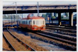 FRANCIA   LILLE     TRAIN- ZUG- TREIN- TRENI-GARE- BAHNHOF- STATION- STAZIONI  2 SCAN  (NUOVA) - Treni