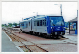 FRANCIA    ROMARANTIN     TRAIN- ZUG- TREIN- TRENI-GARE- BAHNHOF- STATION- STAZIONI  2 SCAN  (NUOVA) - Treni