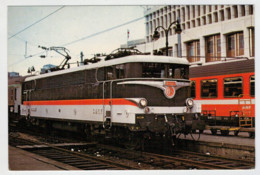 FRANCIA   PARIS        TRAIN- ZUG- TREIN- TRENI-GARE- BAHNHOF- STATION- STAZIONI  2 SCAN  (NUOVA) - Treni