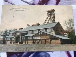 Postkarte Gestempelt 16.09.1906 - Zwickau
