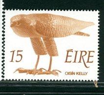 IRLANDA EIRE - MNH NUOVI PERFETTI - 1975   UCCELLO DA PREDA   -   Scultura Di Oisin Kelly - 1949-... Repubblica D'Irlanda