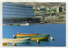 ISRAEL - AK 360535 Eilat - Lagoon With Boats - Israël