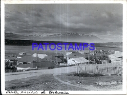 118426 ARGENTINA USHUAIA TIERRA DEL FUEGO VISTA PARCIAL 12 X 9 CM PHOTO NO POSTAL POSTCARD - Fotografie