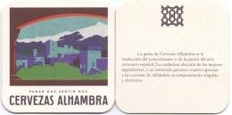 #D209-101 Viltje Alhambra - Sous-bocks