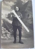 1916 Chasseurs à Pieds 59 Bataillon  Infanterie  Landser Tranchée Poilu 1914 1918 WW1 14/18 1WK - Guerra, Militari