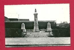 C.P. Obaix-Buzet  =  Monument 1914-1918 - Pont-à-Celles