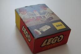 LEGO - 400 Small Wheels With Axles (System) - Colector Item - Original Lego 1963 - Vintage - Catalogi