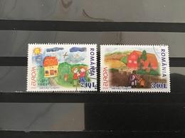 Roemenië / Romania - Complete Set Europa, Integratie 2006 - 1948-.... Repúblicas