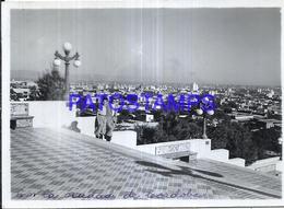 118431 ARGENTINA CORDOBA VISTA PARCIAL AND COUPLE 11.5 X 8.5 CM PHOTO NO POSTAL POSTCARD - Fotografie