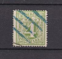 Hamburg - 1864 - Michel Nr. 16 - Vierstrichstempel - 30 Euro - Hamburg