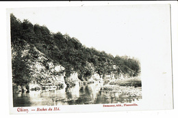 CPA-Carte Postale  -Belgique- Chiny- Roches Du Hâ  En 1906 VM5791 - Chiny
