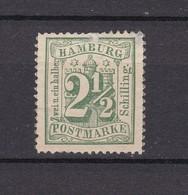 Hamburg - 1867 - Michel Nr. 22 - Hamburg