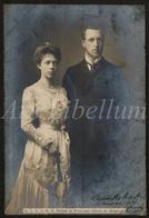 Postcard / CPA / ROYALTY / Belgique / België / Reine Elisabeth / Koningin Elisabeth / Roi Albert I / Koning Albert I - Familles Royales