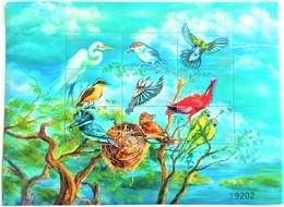 Bhutan 1999**Mi.1940-48  Birds Of The World , MNH [12;164] - Sonstige