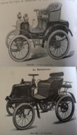 "RELIURE REVUES AUTOMOBILES ""LE TECHNOLOGISTE, LE CHAUFFEUR 1839-1899-RARE - Books, Magazines, Comics"