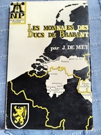 Livre - Les Monnaies Des Ducs De Brabant  (1106-1467 )- J. De Mey - 1966 - Boeken & Software