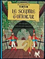 Hergé - Les Aventures De Tintin ( 8 ) - Le Sceptre D' Ottokar - Casterman - ( 1969 ) . - Tintin