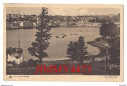 CPA - AUDIERNE - Vue Générale Aérienne En 1939 - 29 Finistère - N° 53 - Edit. C.A.P. Strasbourg - Audierne
