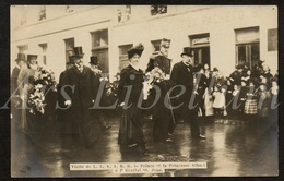 Postcard / CPA / ROYALTY / Belgique / België / Reine Elisabeth / Koningin Elisabeth / Roi Albert I / Koning Albert I - Santé, Hôpitaux