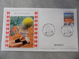 FDC MONACO 2012 : Monté Carlo Rolex Masters De Tennis - FDC