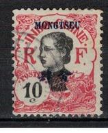 MONG-TZEU                 N°     YVERT  38           OBLITERE       ( Ob  5/18 ) - Mong-tzeu (1906-1922)