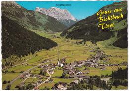 Bichlbach, 1075 M - Neuer Doppel-Sessellift Zum Berwangerer Schigebiet  - Tirol - Reutte
