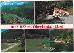 Ried (877 M) Im Oberinntal - Tirol Mit Badesee Und Fischteich - Landeck